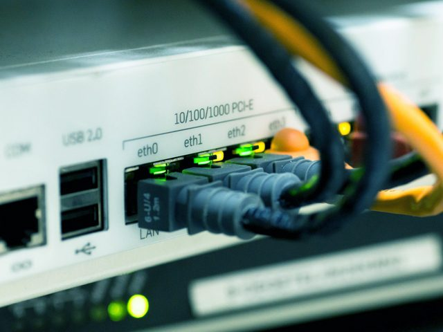 Network Structured Cabling
